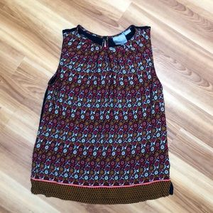 Anthropologie top. Medium